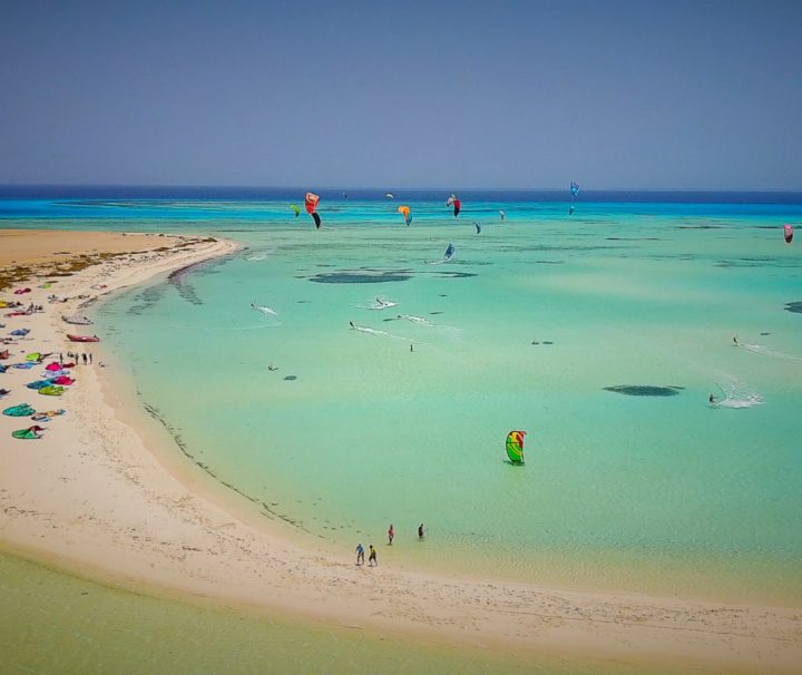 Kite safari Red Sea