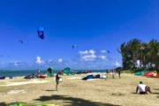 Le Morne Mauritius kite lagoon
