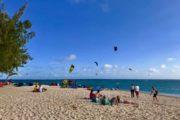 Kitesurfing Mauritius Le Morne